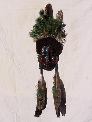 Hummingbird Mask